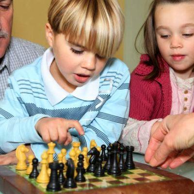 игры для знакомства в младших классах